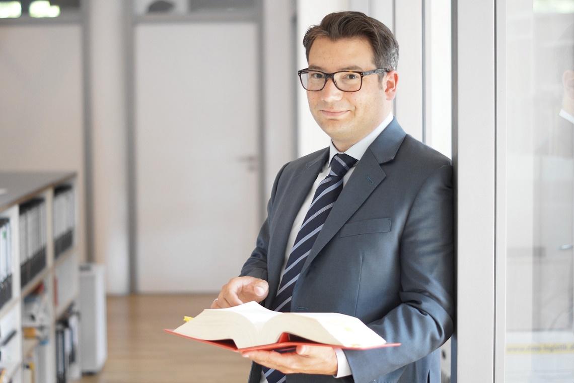 Rechtsanwalt Christian Bertozzi aus Frankfurt am Main